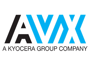 AVX - advanced electronic components and interconnect, sensor, control and antenna solutions.