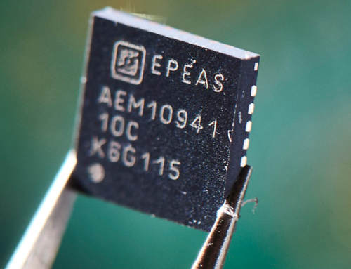 New supplier: e-peas S.A.: Energy Harvesting & Processing